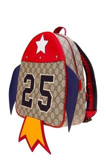 Рюкзак с декором Gucci Children
