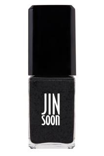 Лак для ногтей T104 Polka Black, 11 ml Jin Soon