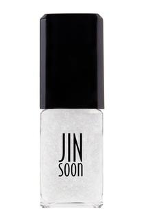 Лак для ногтей T105 Polka White, 11 ml Jin Soon