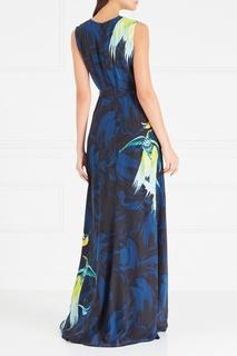 Шелковое платье Morwenna Erdem