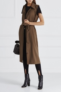 Жилет с вышивкой T Skirt