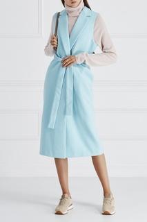 Однотонный жилет T Skirt