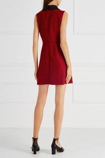 Шерстяное платье RED Valentino