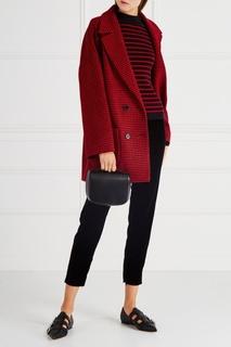 Бархатные брюки RED Valentino