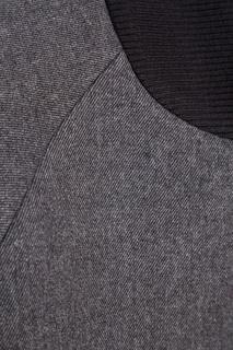 Однотонное пальто Tegin