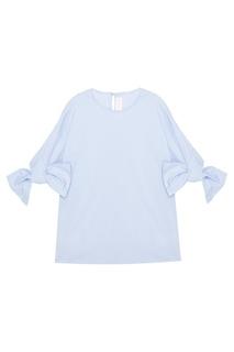 Хлопковая блузка Victoria, Victoria Beckham