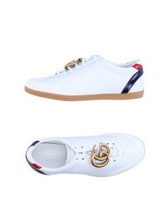 Низкие кеды и кроссовки Gucci