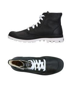 Полусапоги и высокие ботинки Palladium
