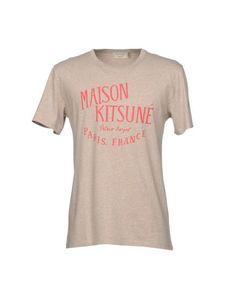 Футболка Maison KitsunÉ
