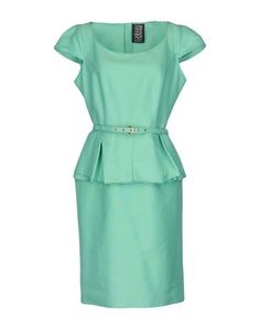Платье до колена Fontana Couture