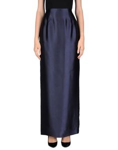Длинная юбка Oscar de la Renta