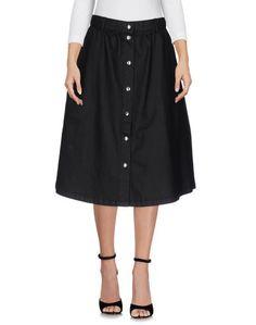 Джинсовая юбка Maison KitsunÉ