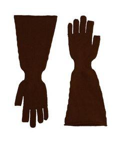 Перчатки Rick Owens