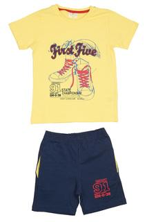 Комплект: футболка, шорты Tiger