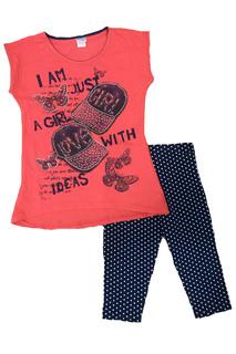 Комплект: футболка, штаны Tiger