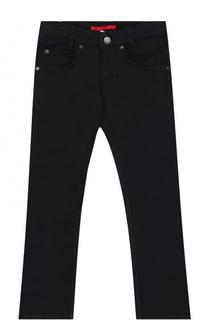 Джинсы прямого кроя с отделкой на кармане Givenchy