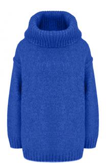 Шерстяной свитер с объемным воротником Acne Studios