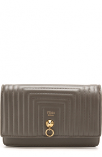 Клатч Small Flap Fendi