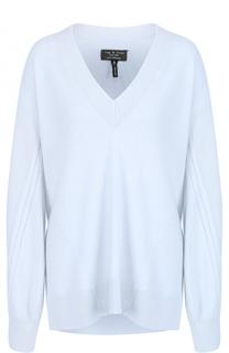 Кашемировый пуловер с V-образным вырезом Rag&Bone Rag&Bone