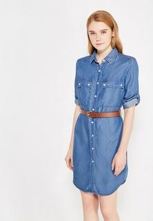 Платье джинсовое oodji
