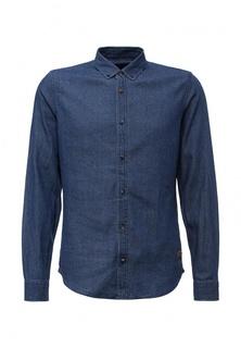 Рубашка джинсовая Solid