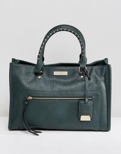 Мягкая сумка-тоут Carvela Rosa - Зеленый