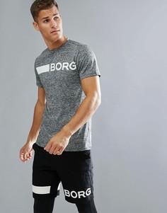 Серая футболка Bjorn Borg - Серый