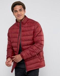 Легкая дутая куртка D-Struct - Красный