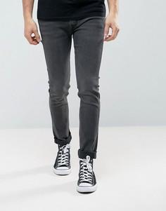 Серые джинсы скинни Levis Line 8 Commission - Серый