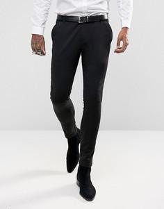 Облегающие брюки Devils Advocate - Черный
