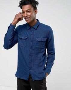 Темно-синяя свободная рубашка Levis Jackson - Синий Levis®