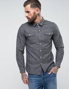 Темно-серая свободная рубашка Levis Jackson - Серый Levis®