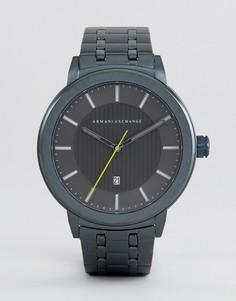 Синие часы Armani Exchange AX1458 - Черный