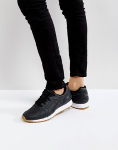 Черные кроссовки Asics Gel-Movimentum - Черный
