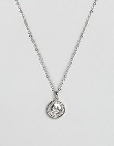 Ожерелье с подвеской Ted Baker - Серебряный