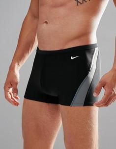 Черные плавки Nike NESS7055-001 - Черный
