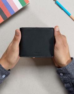 Кожаный бумажник Sandqvist - Черный