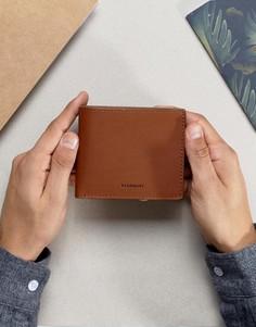 Кожаный бумажник Sandqvist - Коричневый