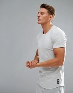 Серая трикотажная футболка adidas X Reigning Champ BR3462 - Серый