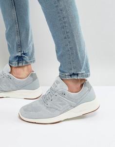 Серые кроссовки New Balance 530 - Серый