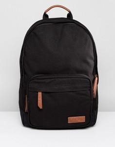 Парусиновый рюкзак Fossil Estate - Черный