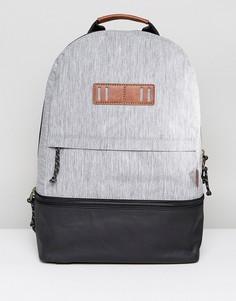 Парусиновый рюкзак Fossil - Серый