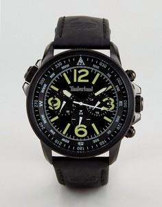 Часы Timberland Campton - Черный