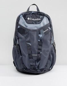 Черный камуфляжный рюкзак Columbia Beacon 24L - Черный