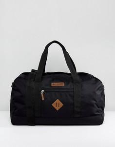 Черная классическая сумка дафл 30L Columbia - Черный
