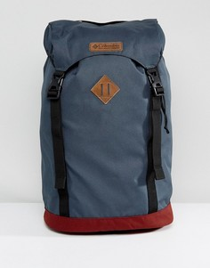 Синий/красный рюкзак объемом 25 л Columbia Classic - Синий