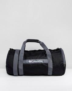 Черная сумка дафл объемом 31 л Columbia Barrelhead - Черный