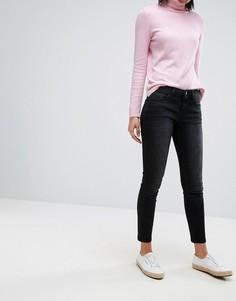 Зауженные джинсы Esprit - Черный