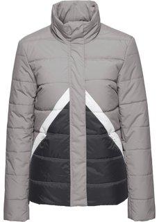 Куртка (черный/серый) Bonprix