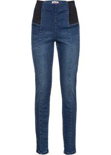 Формирующие джинсы-стретч SLIM, cредний рост (N) (синий) Bonprix